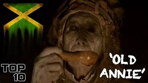 Top 10 Scary Jamaican Urban Legends - YouTube  Scary