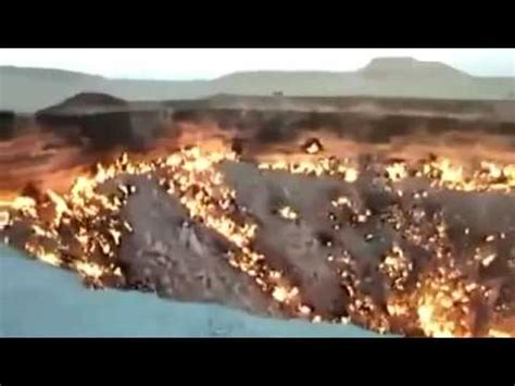 Meteor Hits Russia Crater