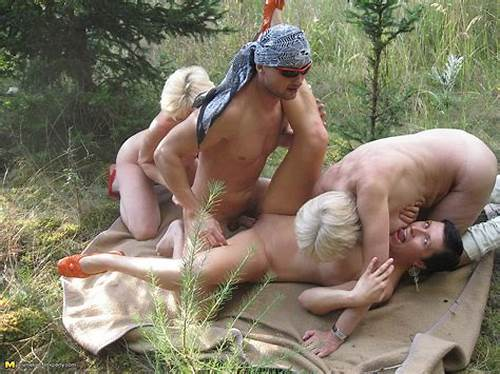 Illustration Of A Mature Biker In The Forest #A #Wild #Mature #Sexparty #In #The #Forest #Gets #Hot