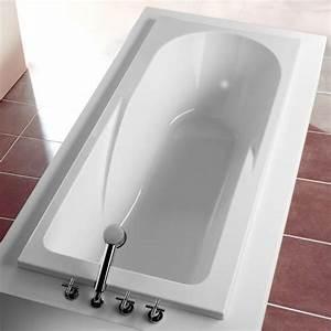 Badewanne Mit Duschzone : hoesch regatta rechteck badewanne mit duschzone wei ~ A.2002-acura-tl-radio.info Haus und Dekorationen