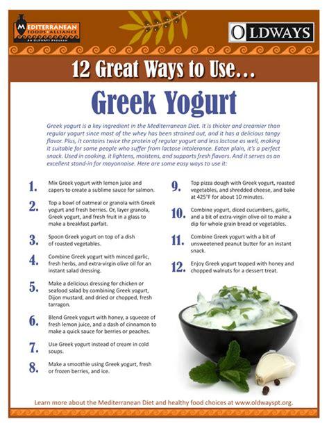 12 Great Ways To Use Greek Yogurt Oldways