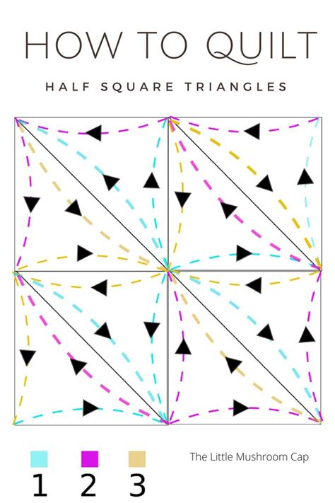 triangle quilt border templates best 25 half square triangles ideas on pinterest