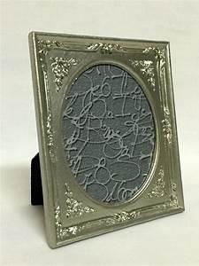 Kerzentablett Silber Rechteckig : bilderrahmen antik silber oval rechteckig 13x12 barockrahmen fotorahmen c8g p kaufen bei ~ Indierocktalk.com Haus und Dekorationen