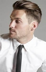Coupe De Cheveux Homme Tendance : coiffure homme tendance 2017 2017 le chignon masculin ~ Dallasstarsshop.com Idées de Décoration