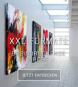Große Bilder Auf Leinwand : gro e bilder auf leinwand cool abstrakte acrylbilder in ~ Lateststills.com Haus und Dekorationen