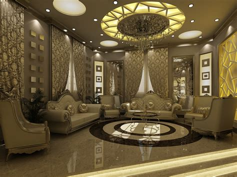 Home Interiors V-12892 : تصميم ديكورات قصور فخمة بارقى الافكار المعمارية و...- في