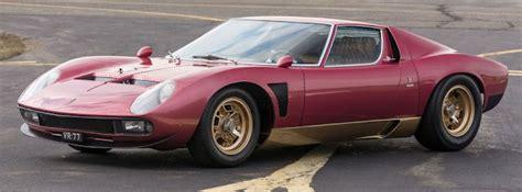 SuperCarWorld: Lamborghini Miura SV/J | Lamborghini miura, Lamborghini, My dream car