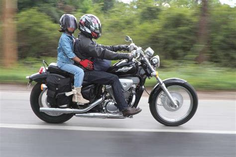 Kinder Auf Dem Motorrad Der Ratgeber Markt De