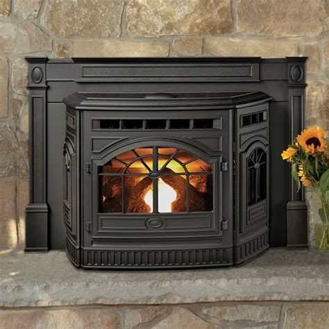 pellet fireplace inserts