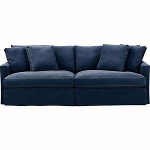 13 best denim couch images on pinterest living room for Small sectional sofa denim