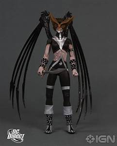 Hawkgirl and Aquaman's Blackest Night skins, New 52 skin ...