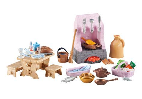 cuisine playmobil castle kitchen 6521 playmobil usa
