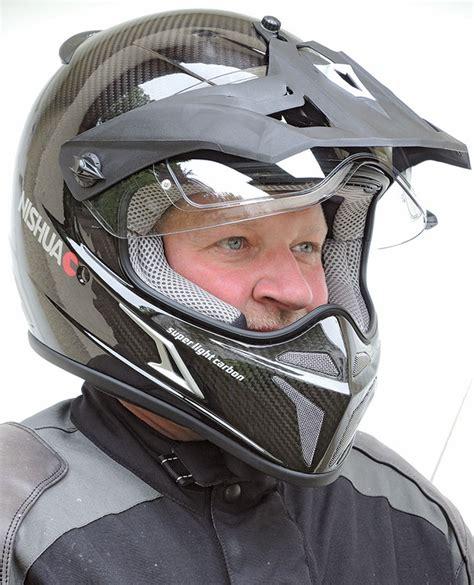 Nishua Enduro Carbon Helm Kradblatt