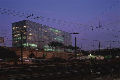 bureau veritas industrial services dominique perrault architecture hôtel industriel berlier