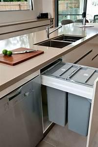 Mülleimer Küche Einbau : 528 best wohnideen k che images on pinterest ~ Markanthonyermac.com Haus und Dekorationen