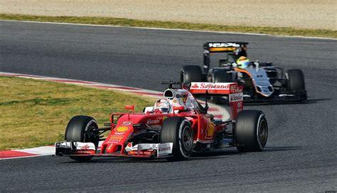 And they provoked a national controversy. FERRARI SF16-H / Sebastian Vettel / SCUDERIA FERRARI