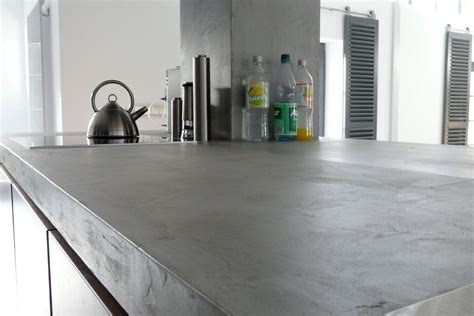 Arbeitsplatte Küche Betonoptik by Beton Cire F 252 R W 228 Nde B 246 Den Treppen Arbeitsplatten