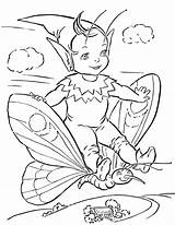 Fairy Coloring Pages Fairies Printable Elf Colouring Baby Books Graphics Thegraphicsfairy Adorable Printables Graphic Butterfly Animal sketch template