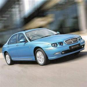 Rover 75 And Tourer - Service Manual