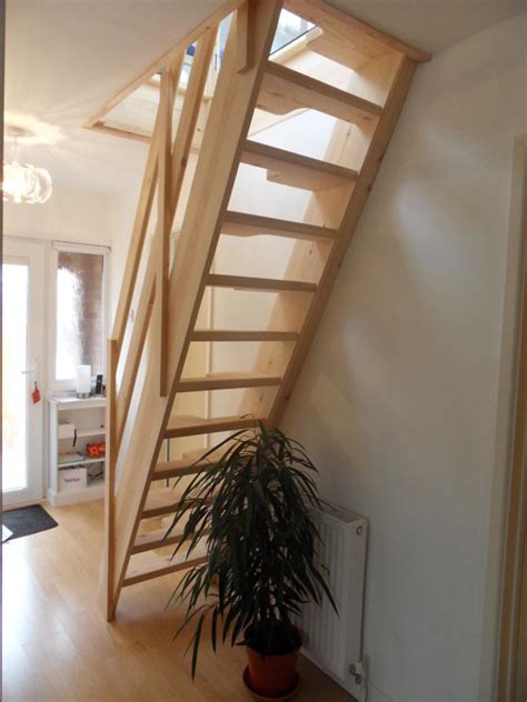 fakro attic ladder loft conversion lounge contemporary staircase other
