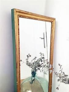 Grand Miroir Vintage : grand miroir vintage dor 70 39 s luckyfind ~ Teatrodelosmanantiales.com Idées de Décoration