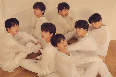 """Bts Reveals Beautiful New Set Of Teaser Photos For """"love"""