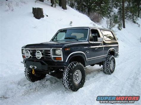 electric power steering 1985 ford bronco on board diagnostic system 1985 ford bronco pictures photos videos and sounds supermotors net