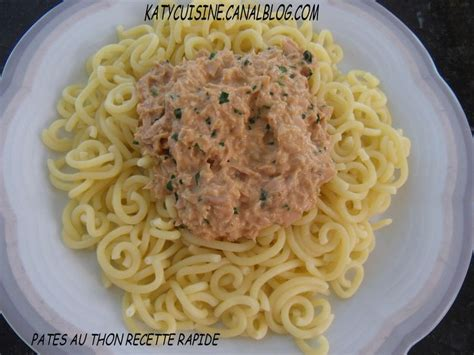 pates au thon recette pates au thon recette rapide p 233 ch 233 s tr 232 s tr 232 s gourmands