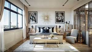 Beautiful, Transitional, Bedrooms, Which, Bridge, Modern, And