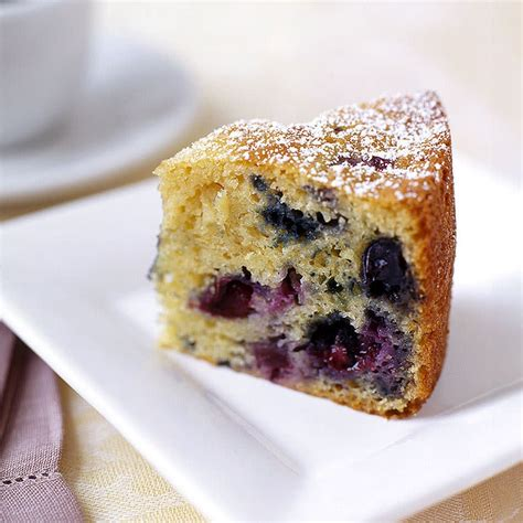 This easy coffee cake recipe is great for breakfast or dessert. Slow Cooker Blueberry Coffee Cake | Recipes | WW USA