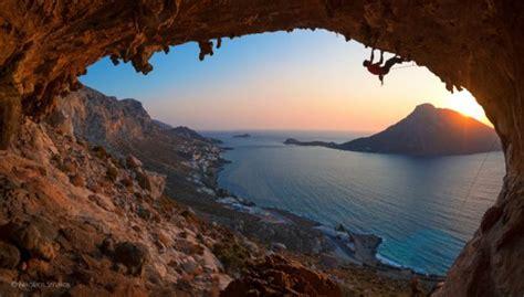 kalymnos   greek island  hanging