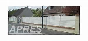Brise Vue En Aluminium : cloture aluminium barriere jardin closdestreilles ~ Edinachiropracticcenter.com Idées de Décoration
