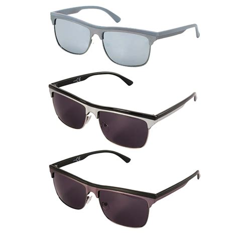 sonnenbrille herren verspiegelt sonnenbrille herren brille zweifarbig streifen verspiegelt