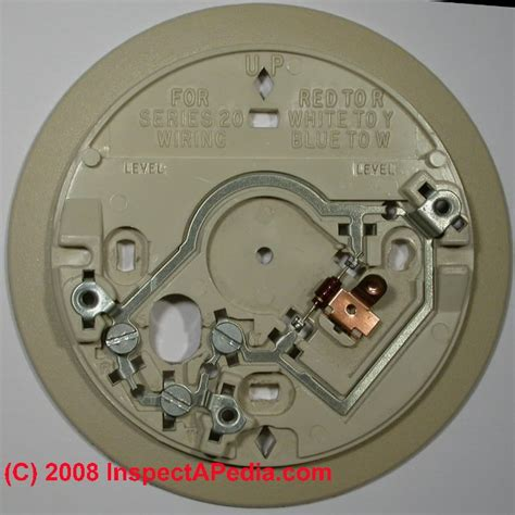 honeywell thermostat t87 wiring diagram guide to wiring connections for room thermostats