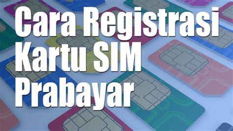jangan sampai salah  perbedaan  registrasi ulang kartu telkomsel xl smartfren