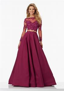 Two Piece Prom Dresses - Beautiful Looks • Recous