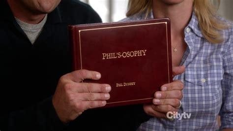 philosophy modern family book modern family s04e02 phil s osophy