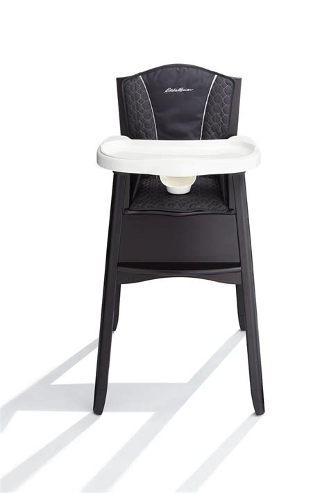 three in one wood high chair a first look at eddie bauer
