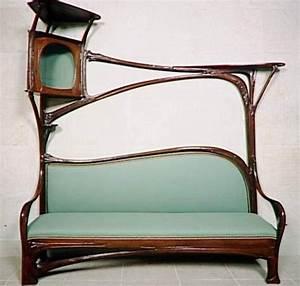 Art Nouveau Mobilier : style nouille art nouveau ~ Melissatoandfro.com Idées de Décoration