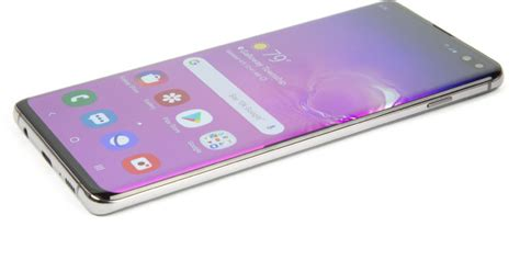 galaxy s10 review many compromises for the sky high