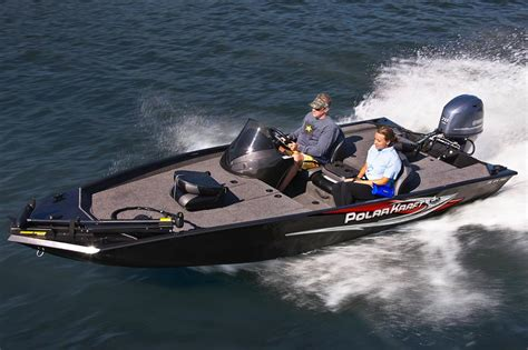 Bass Pro Boat Interest Rate by New 2017 Polar Kraft Bass Tx 175 Pro Power Boats Outboard