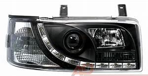 T4 Led Scheinwerfer : scheinwerfer led tagfahrlicht vw t4 bus schwarz neu ebay ~ Jslefanu.com Haus und Dekorationen
