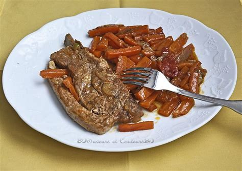 comment cuisiner des tendrons de veau tendrons de veau braisés et carottes confites saveurs