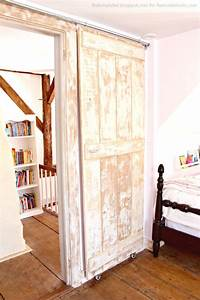 remodelaholic diy sliding barn door inexpensive hardware With barn door wide opening