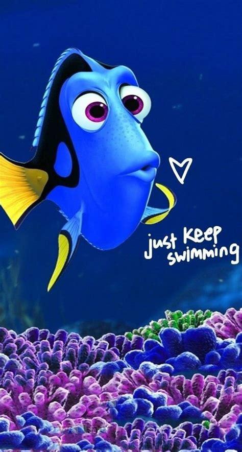 Dory Fish Nemo Quotes