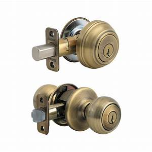 Schlage or Kwikset locksets?