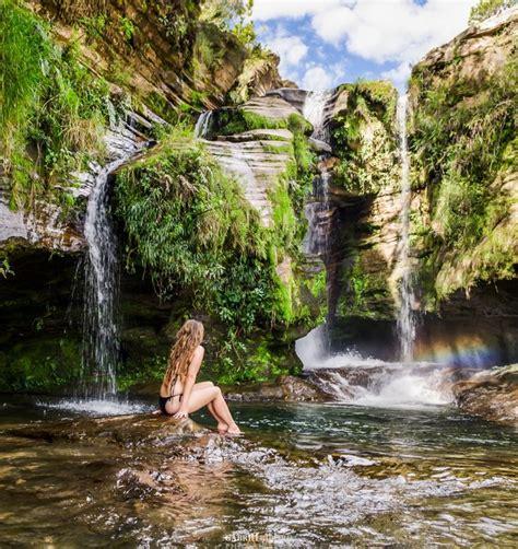 melhores ideias de cachoeira  pinterest lindas