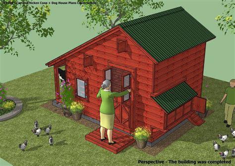 house build plans home garden plans cb100 combo plans chicken coop