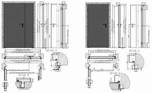 porte coupe feu 2 h industrimat fermetures With porte coupe feu standard