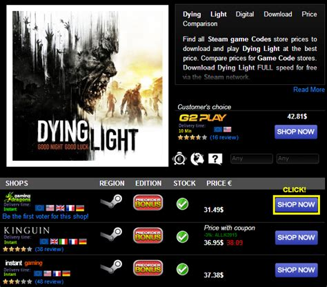 dying light cost how to buy dying light cd key at the best price